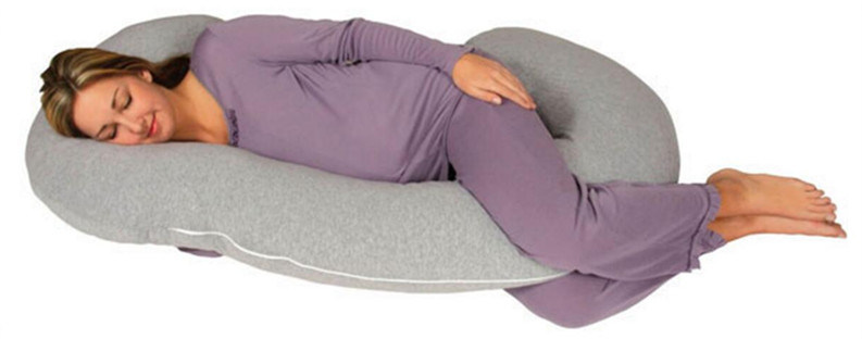 U-Shaped Body Pillow Pregnancy Maternity Pillow