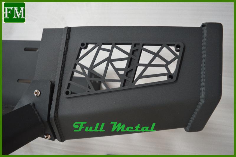 Black Metal Vpr Front Bumper Guard for Jeep Wrangler Jk Unlimited