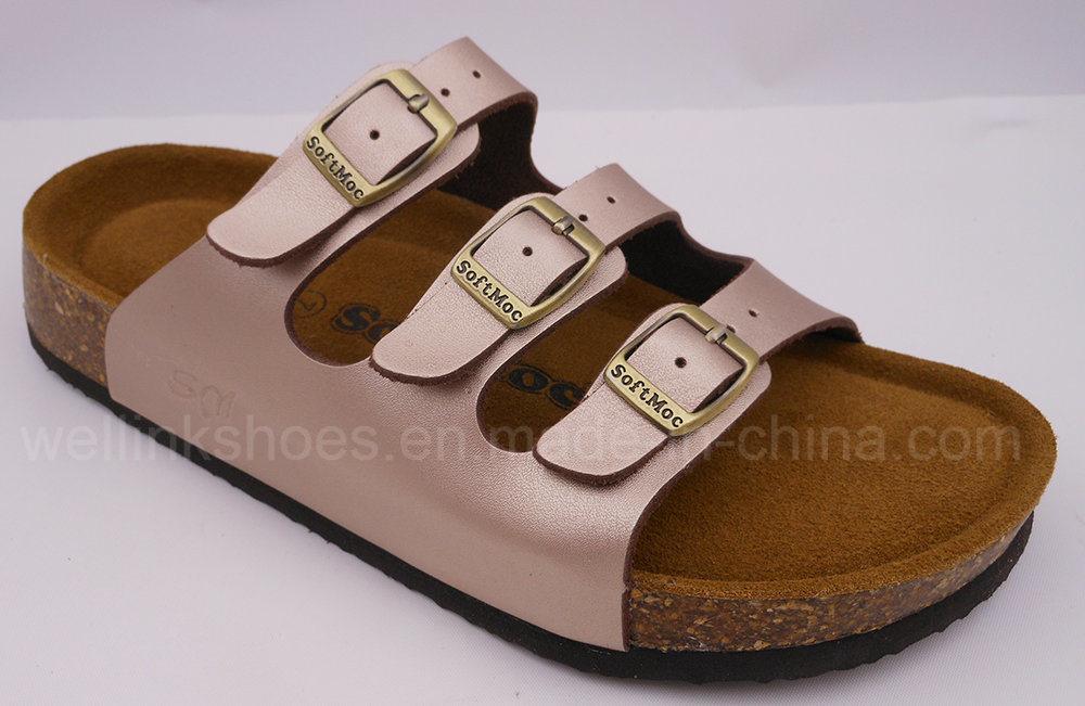 2017cork Sandal Cork Shoes Cork Slipper Birken Stock Sandal