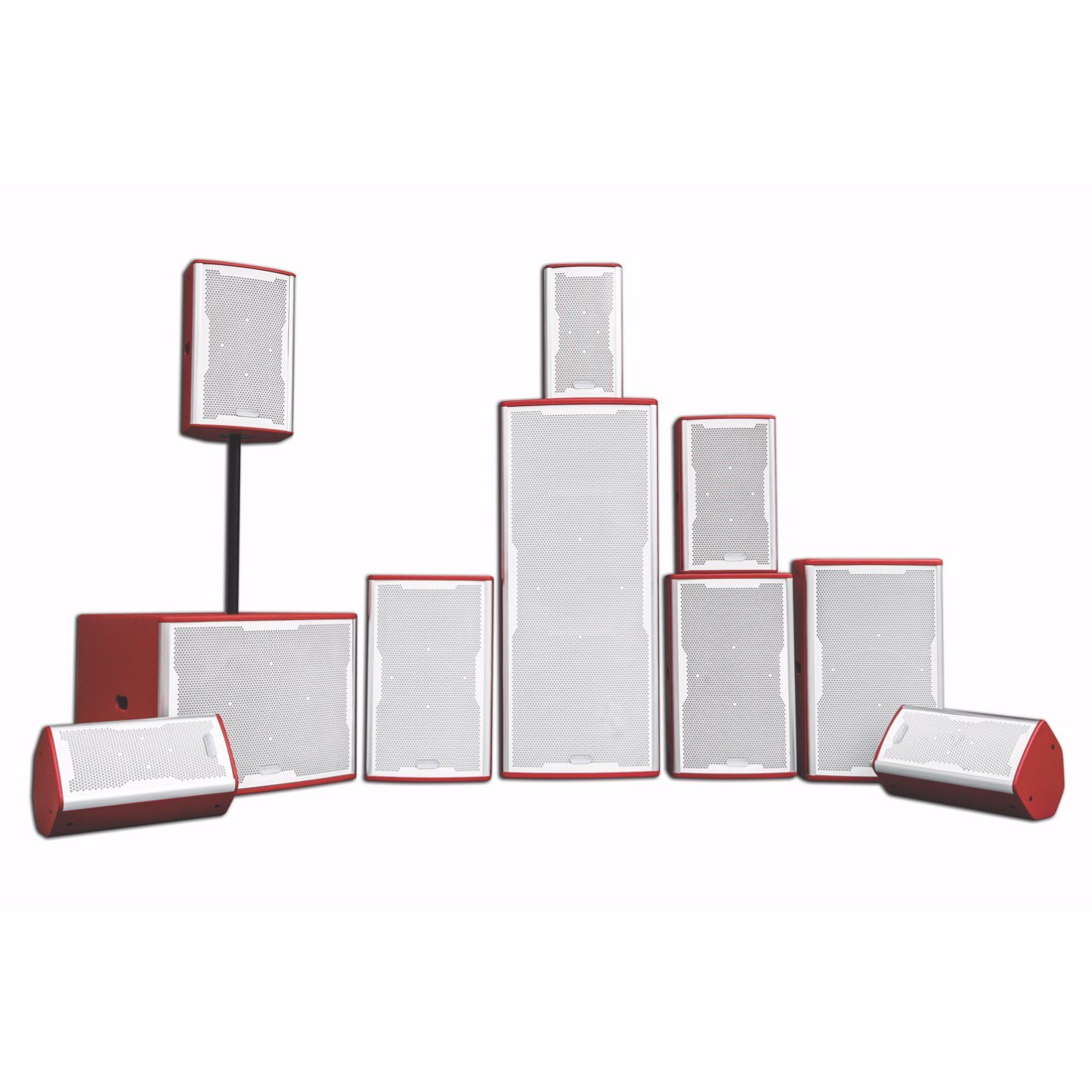 10′′ Tk10 Professional Audio Monitor Audio - Tact