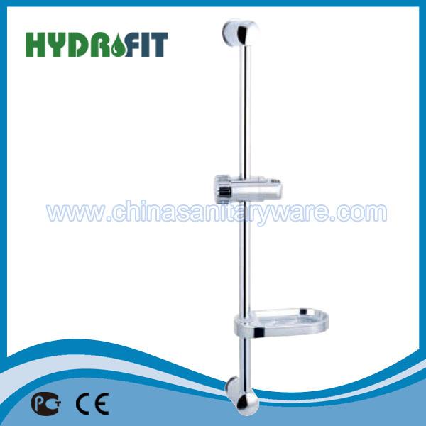 Brass Shower Sliding Bar Shower Head Slide Bar Shower Column (HY510)