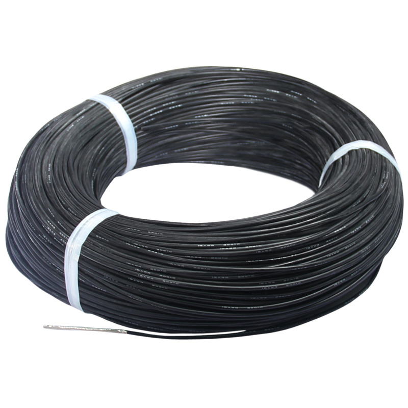 Silicone Insulated Wire 18AWG with UL3123
