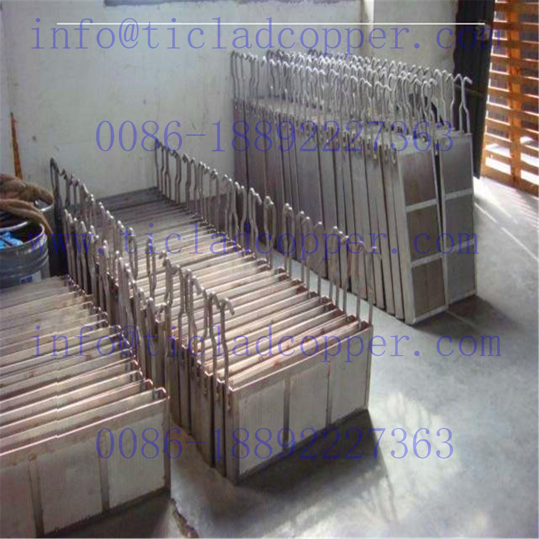 Gr 1 Titanium Anode/ Mmo Coated Mesh Basket for Electroplating/