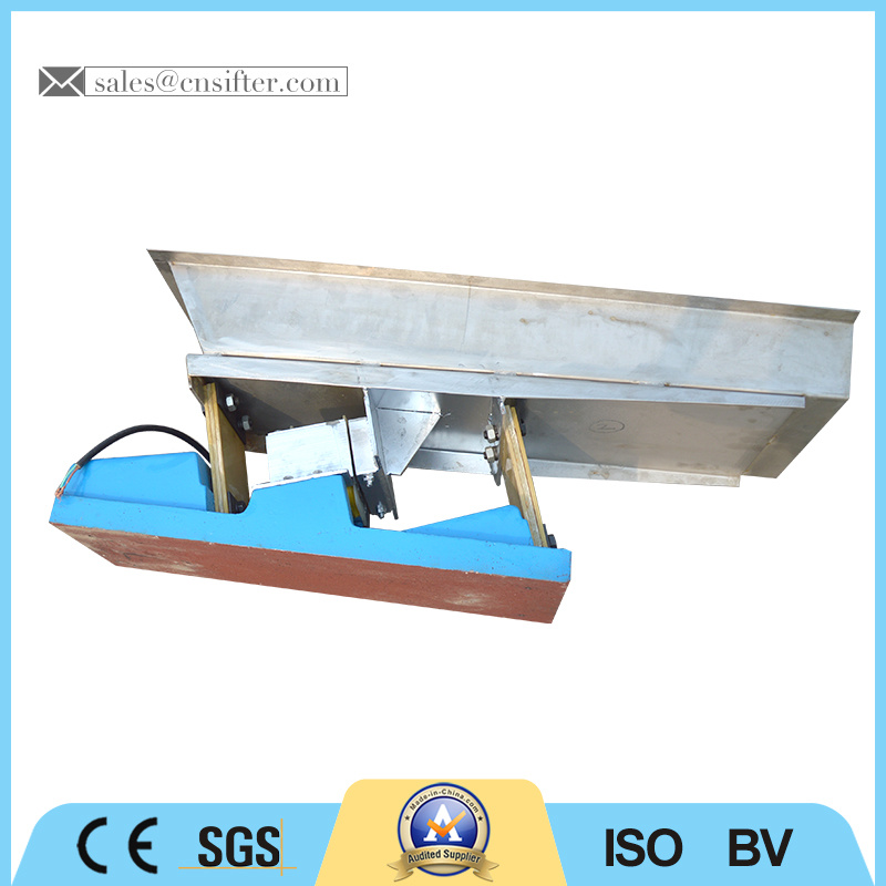 Automatic Electromagnetic Feeding Machine Vibrating Feeder