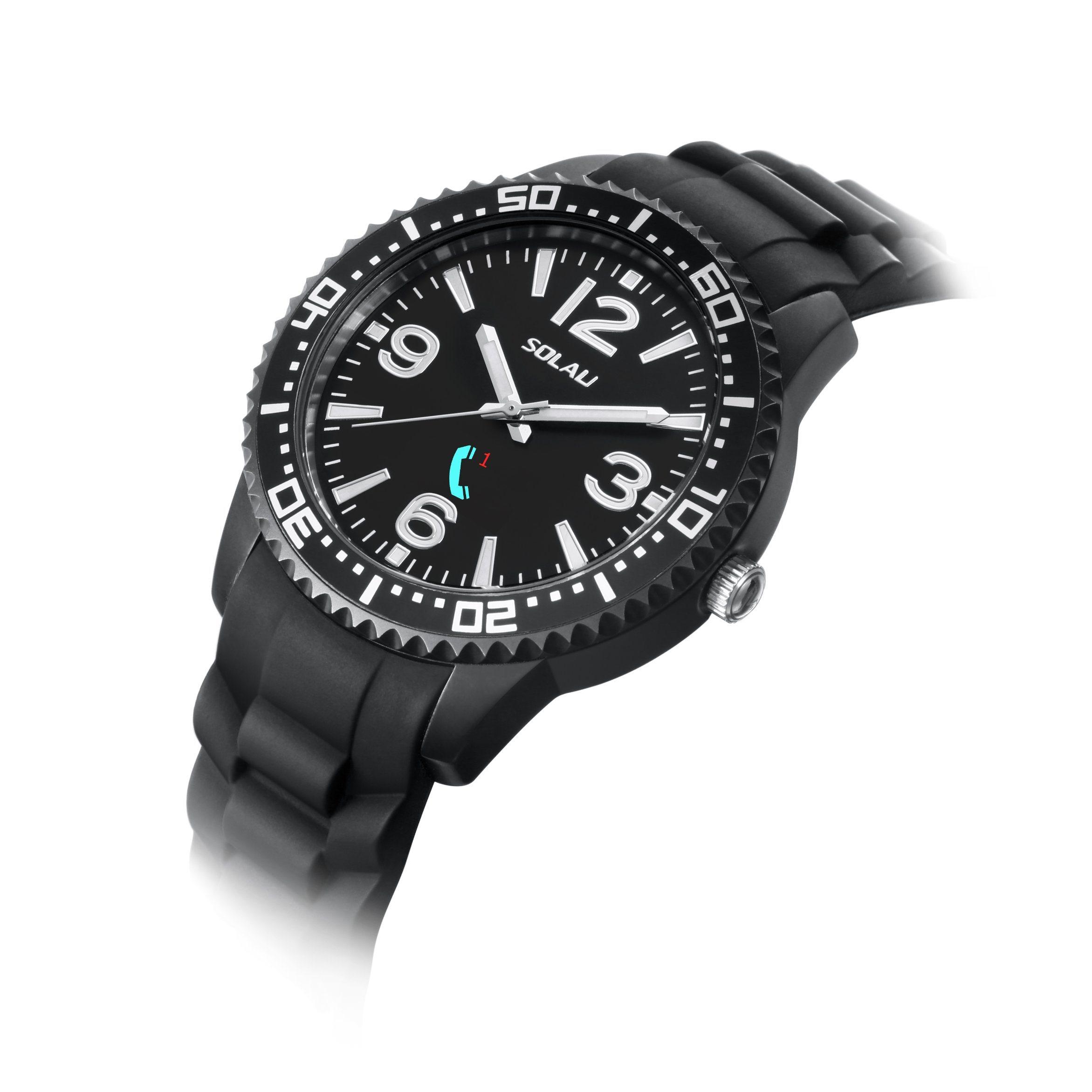 Popular Smart Quartz Watch SL-U81 Waterproof Bluetooth Smart Watch