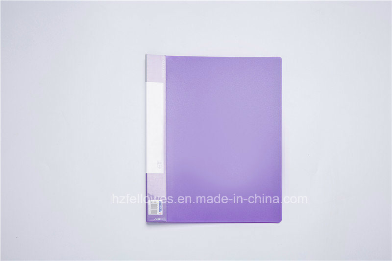 A4 Clear Display Book with 40 Pockets