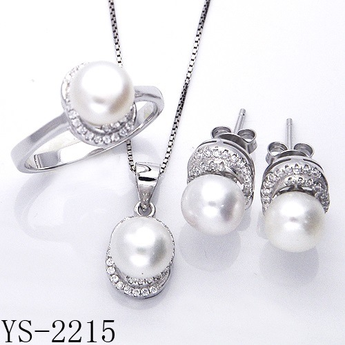 Hotsale Design 925 Silver Set Fashion Jewellery