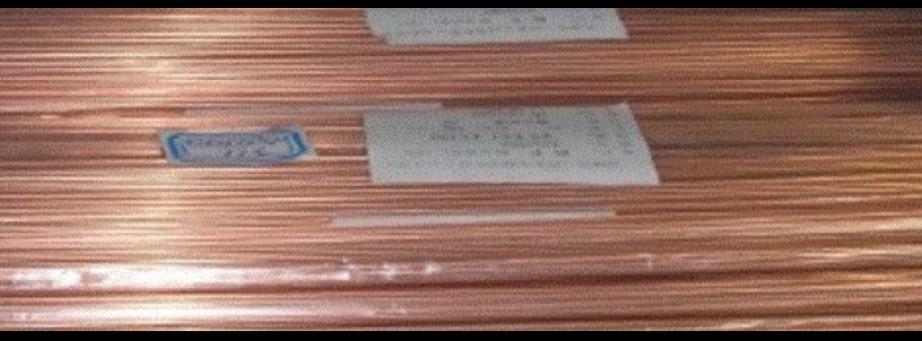 Copper Capillary
