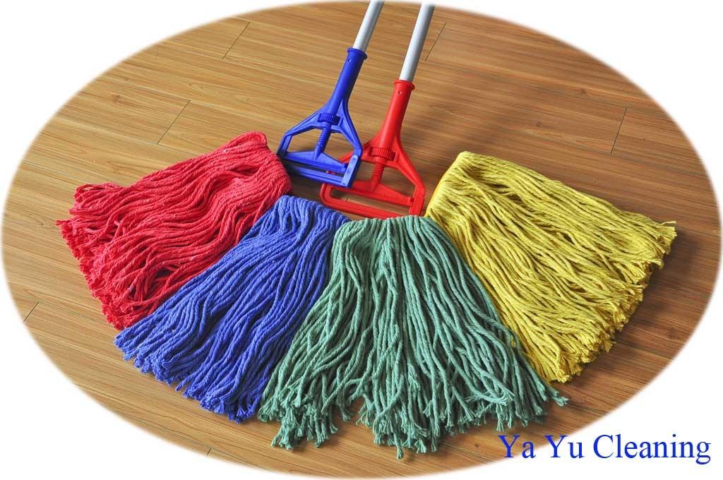 Color Coding Loop End Cotton Wet Mop (YYCM-400E)