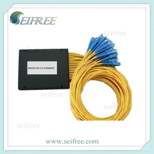 1X32 PLC Splitter for CATV FTTH (Fiber optic Splitter)