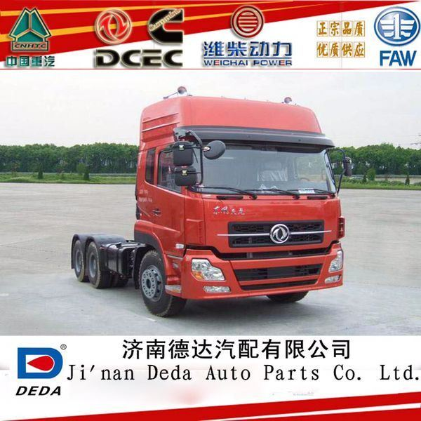 Dongfeng 420HP Tractor Truck, 6X4 Tractor Truck
