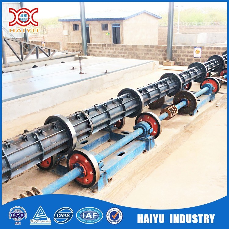 Hot Sale Concrete Spun Pole Making Machine