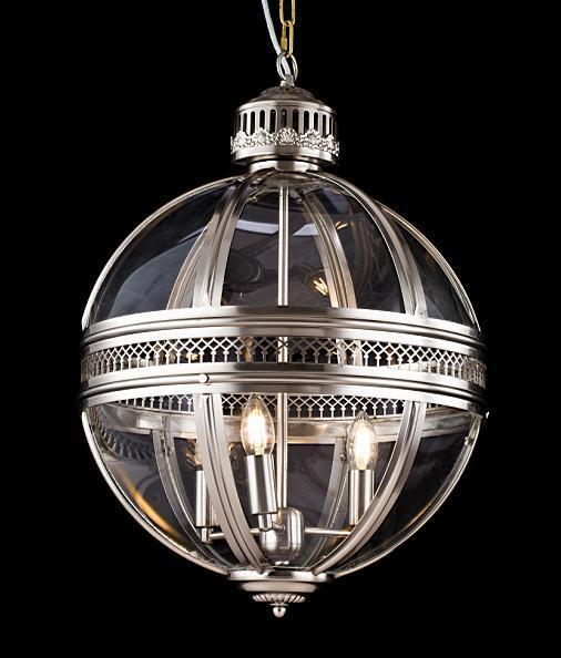 Classic Glass Pendant Chandelier (WHG8170)