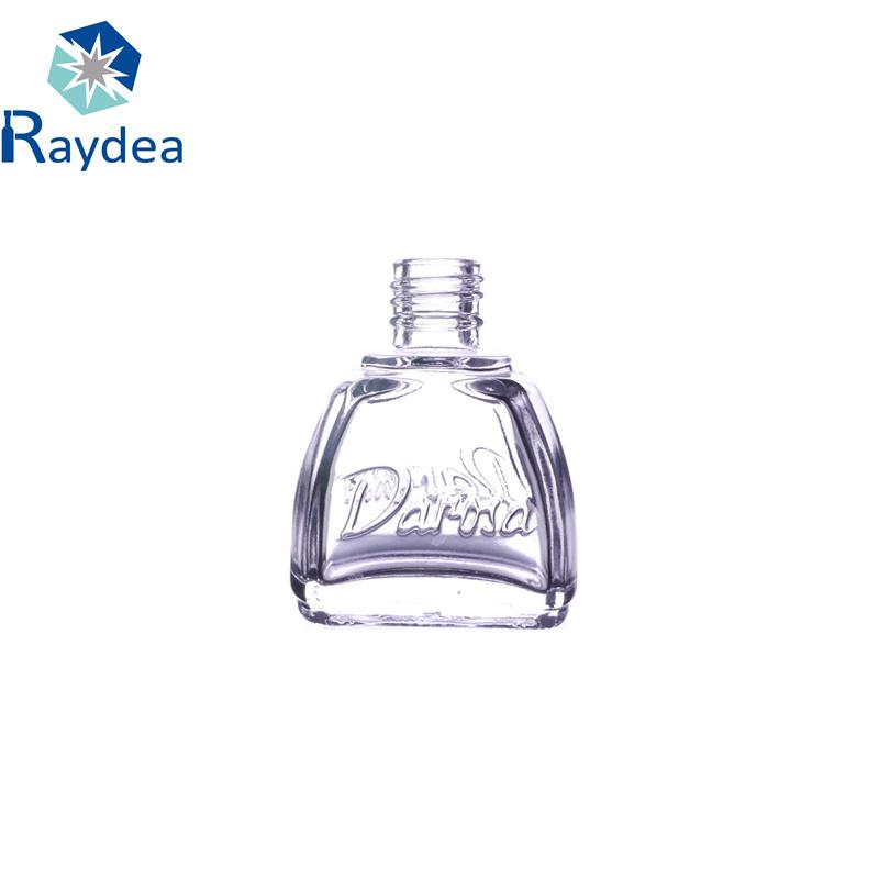 Glass Jar for 10ml Glass Nail Polish Bottle