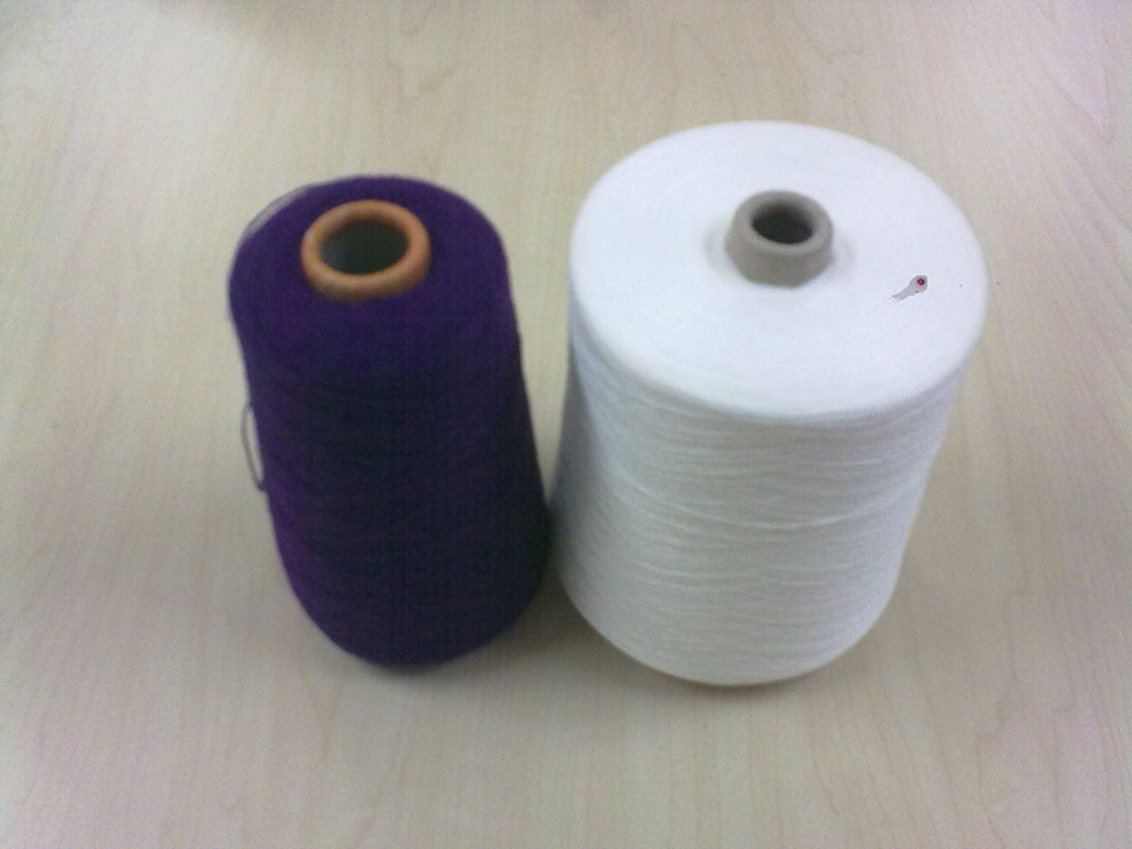 Acrylic Yarn for Knit (Nm28/2 HB dyed)