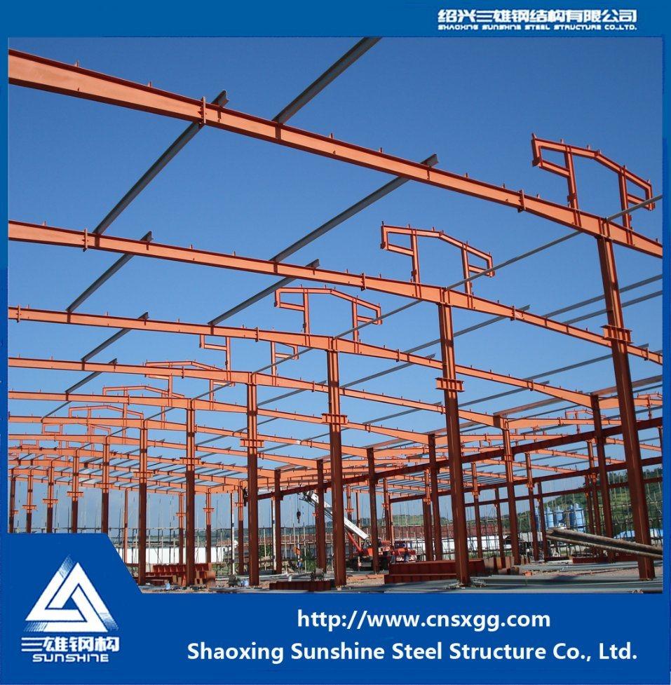 Single Story Steel Mill Building