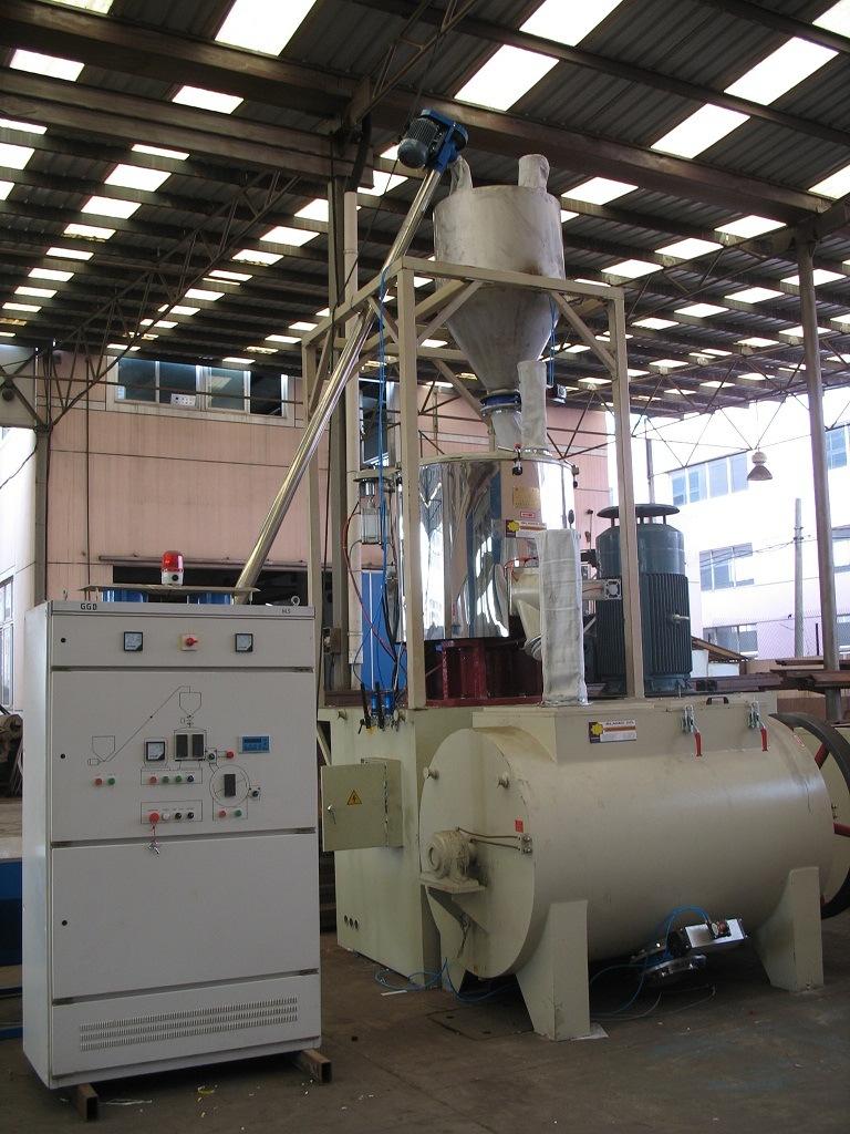 PVC High Speed Mixer Machine