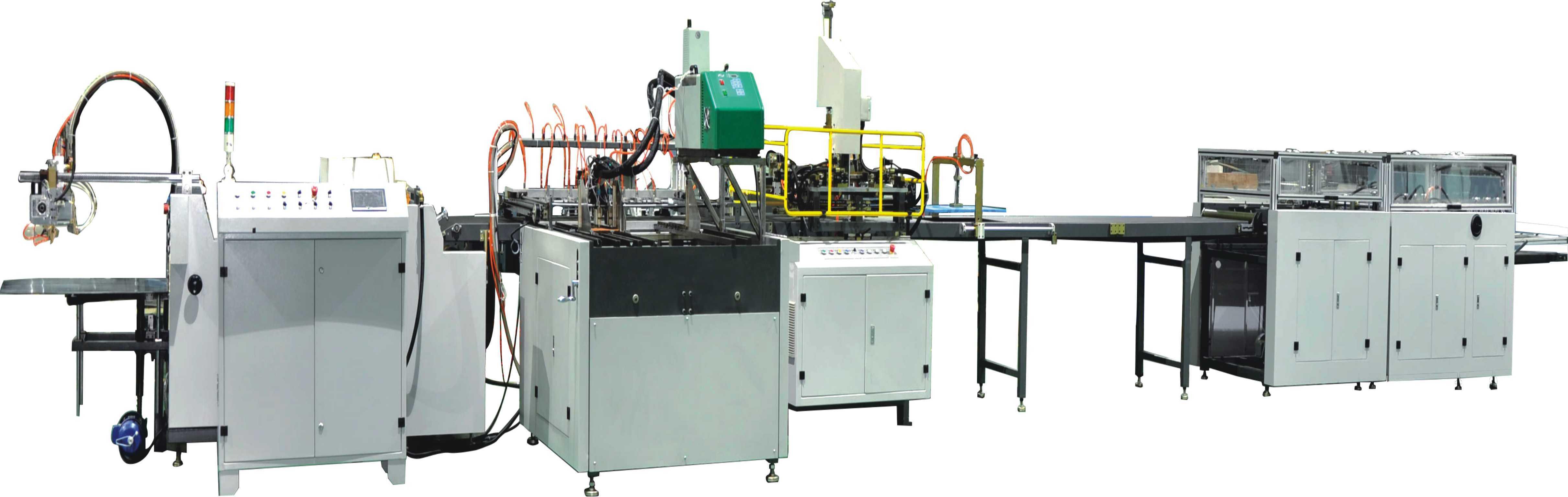 Case Maker Machine, Case Maker (LY-M4C)