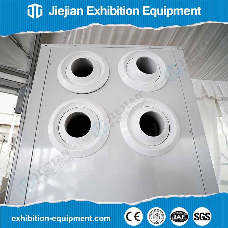 Package AC Tent Cooling System Duct Air Conditioner for Event