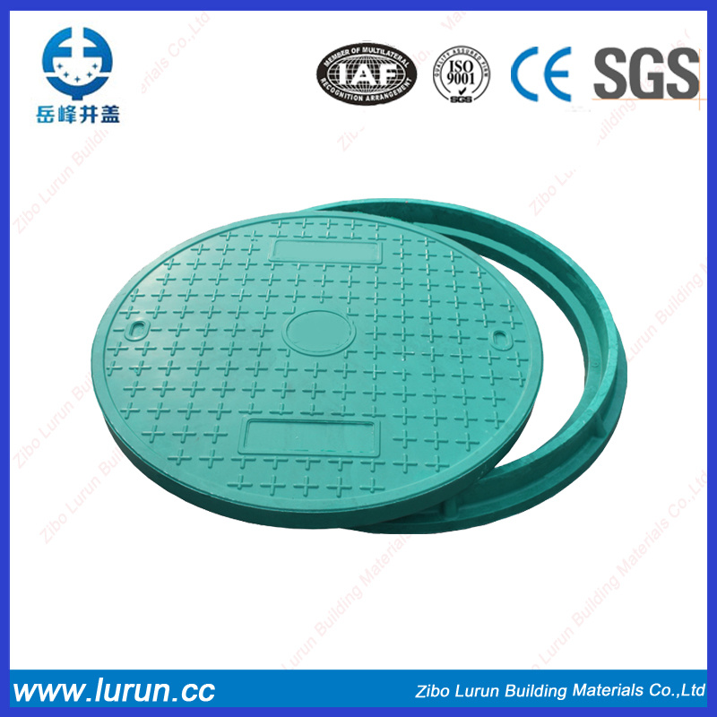 Fiberglass SMC Manhole Cover Made in China