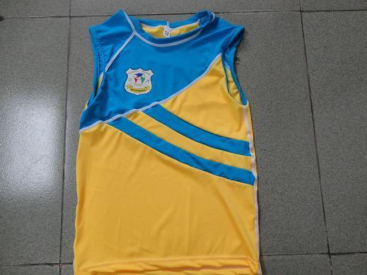 Upf50+ Lycra Spandex Children Vest