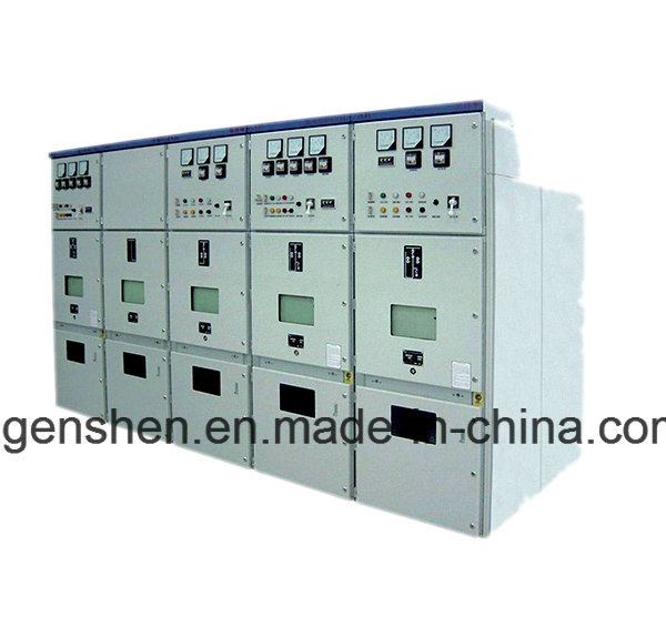 Kyn28A a 12 Type Indoor High Voltage Open Mounted AC Metal Enclosed Switchgear