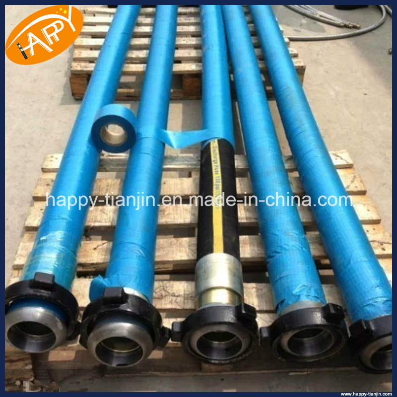 API 7k Grade D & E High Pressure Hydraulic Rotary Drilling Hose / Drilling Pipe/ Drilling Tube