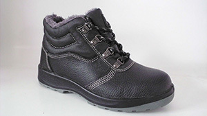 ESD Safety Footwear, with Stock Middle Cut Safety Shoes