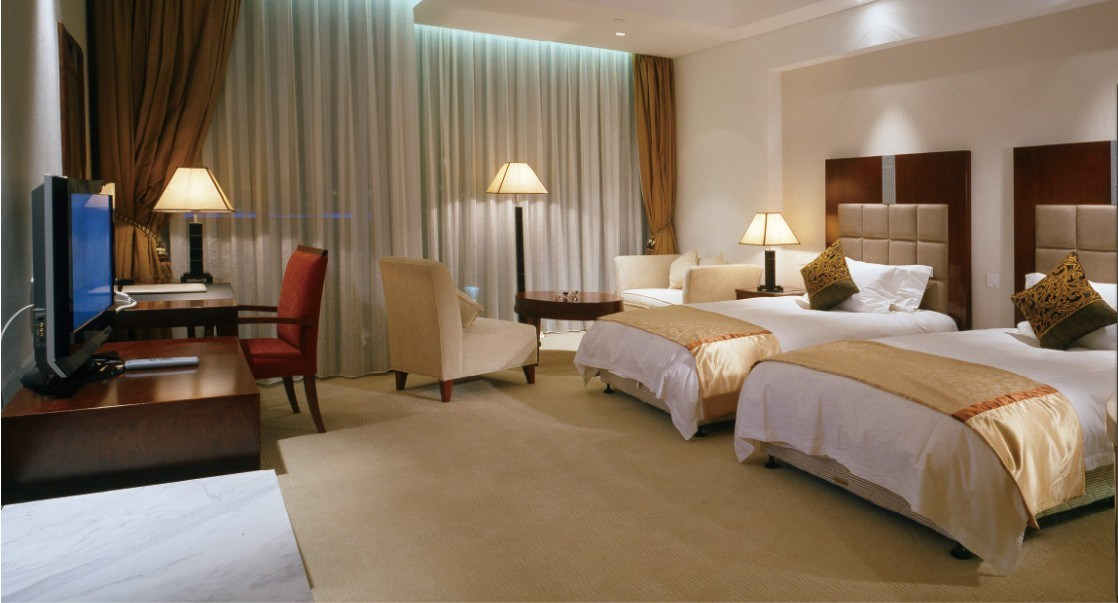 Image Gallery Luxury Hotel Double Beds
