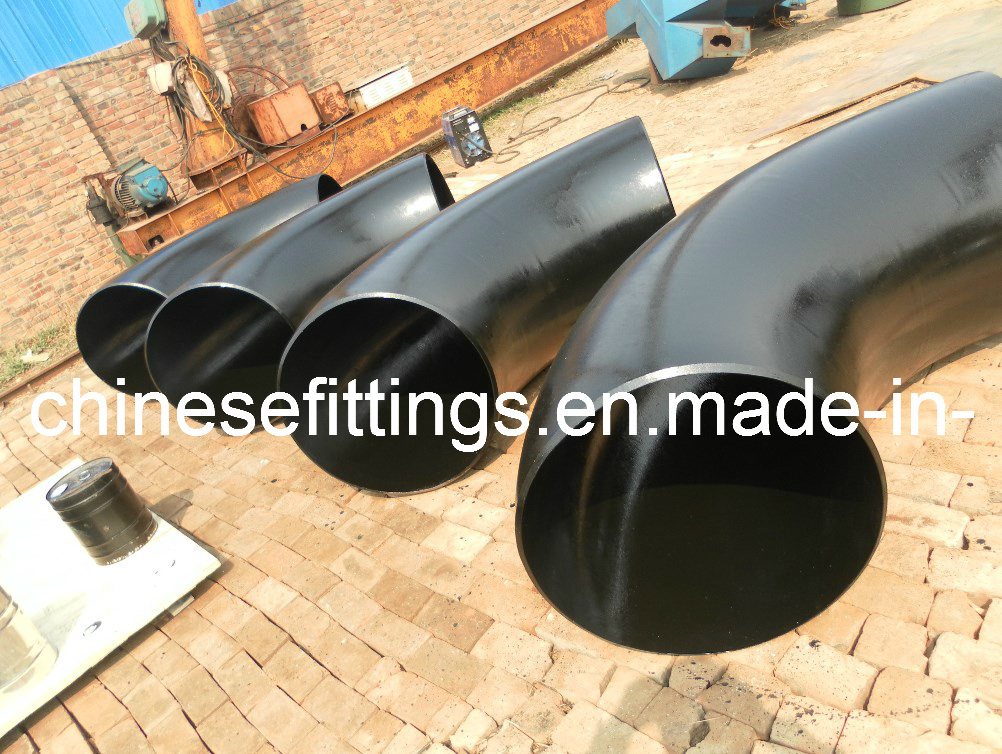 Seamless/Welded A234wpb Elbows Carbon Steel Pipe Fitting