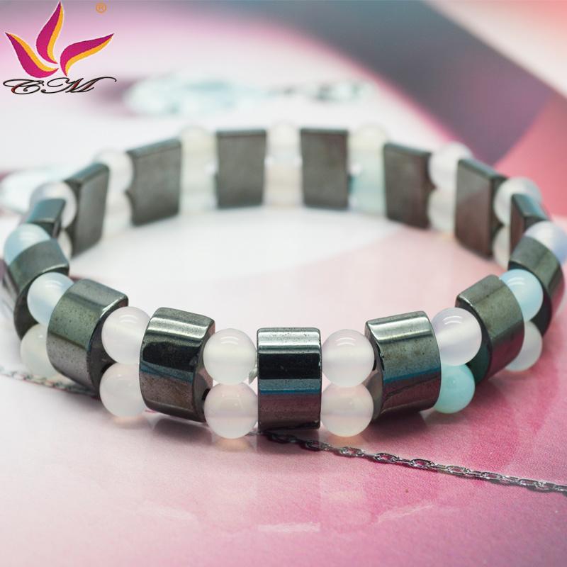 Htb-110 NdFeB Magnetic Titanium Bracelets