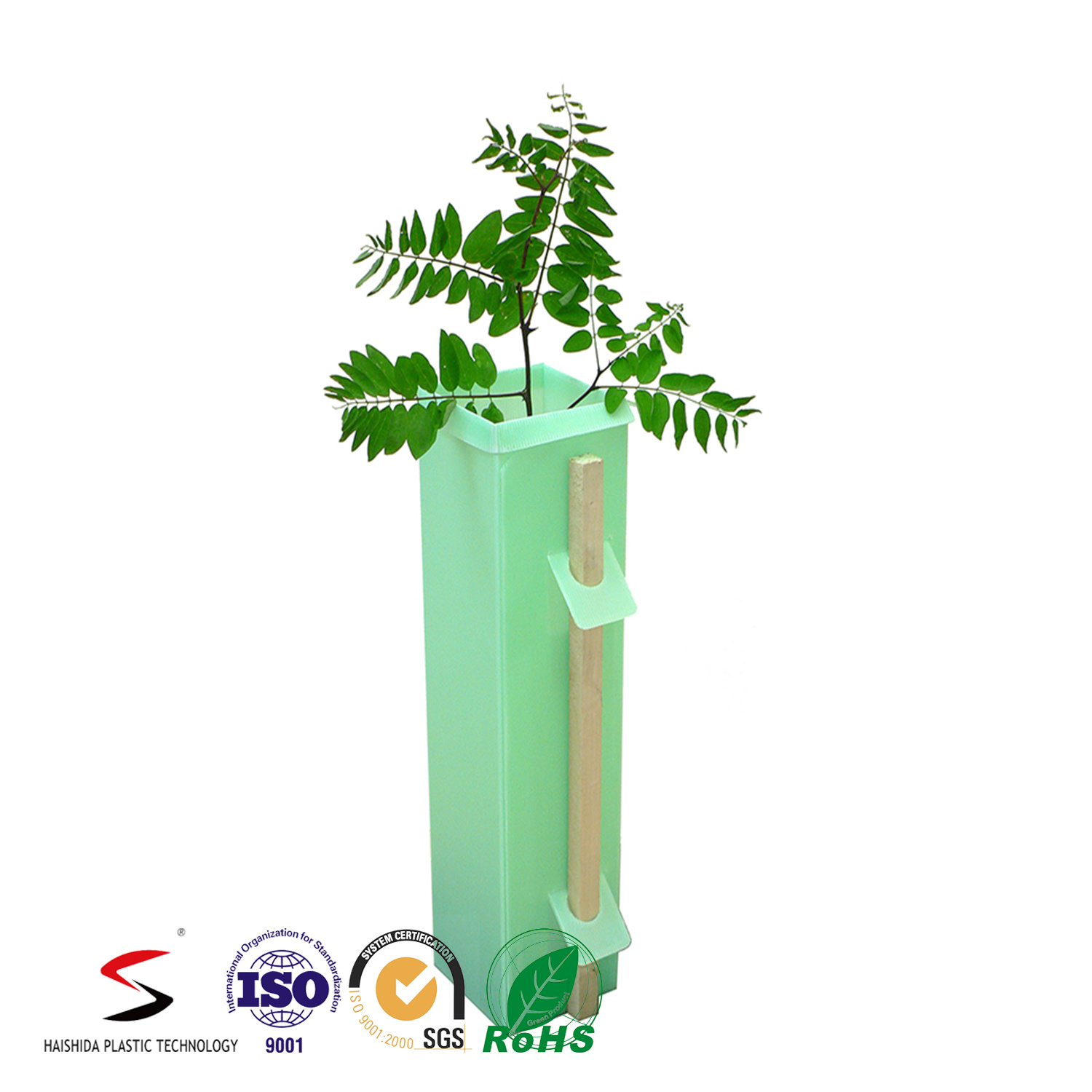 Recyclable Plastic Tree Guard Sheet