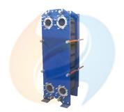 B150b Phe Stainless Steel Frame Gasket Plate Heat Exchanger