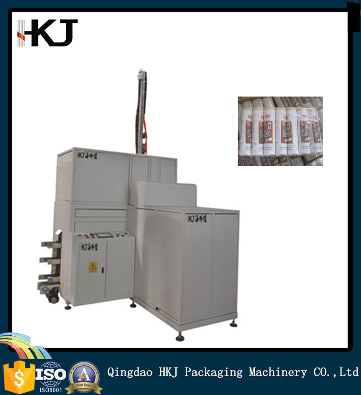 Full Automatic Flat Bag Packing Machine for Noodle, Spaghetti, Pasta