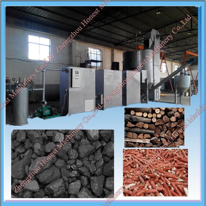 China Supplier Biomass Gasifier for Sale / Electric Rice Husk Gasifier