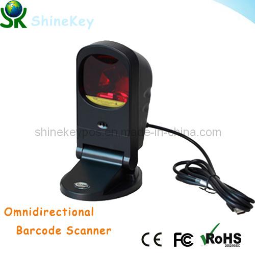Laser Omnidirectional Barcode Scanner (SK 2018)