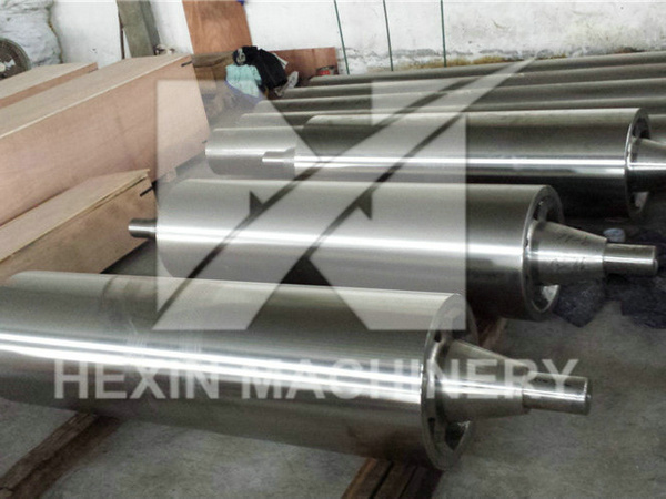 Heat Resistant Sink Rolls for Galvanizing Line System