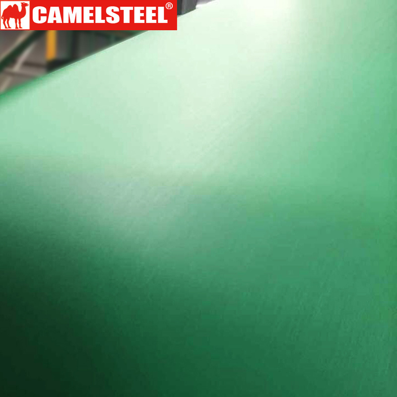 Wrinkle Color Coated Steel Coil From Shandong Camelsteel