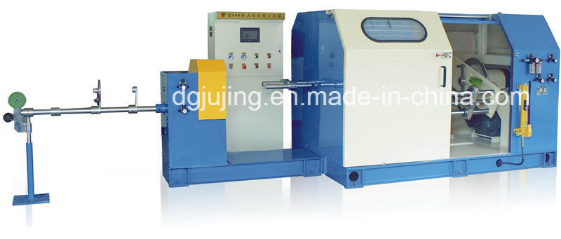 630p High-Speed Hanging Frame Type Single Twisting Machine for PE Power Cable