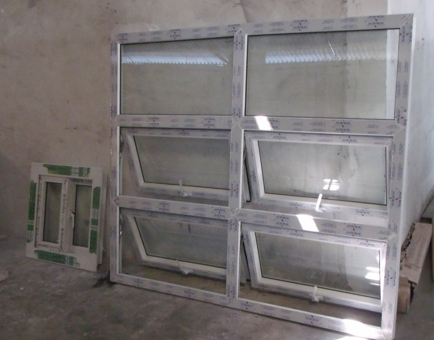 Double Awning Windows : Window pane windows
