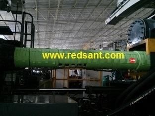 Thermal Jacket Insulation for Injection Molding Machine