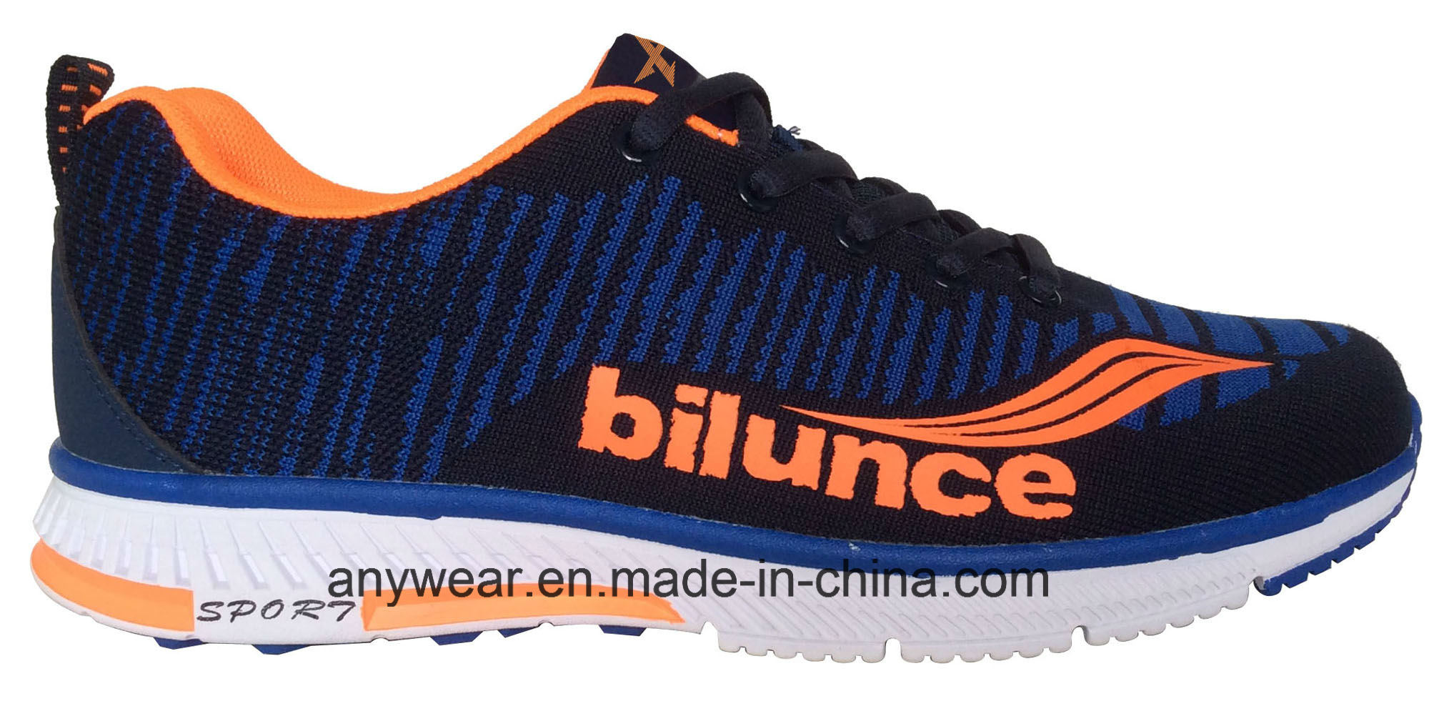 Athletic Flyknit Woven Sports Shoes Sneakers (816-9927)