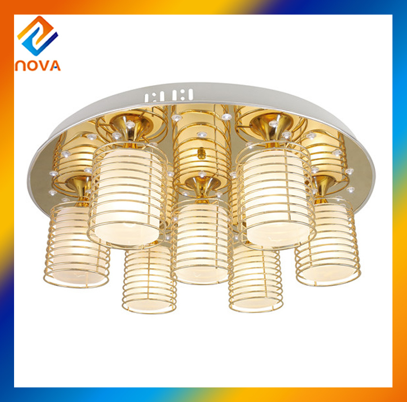 Crystal Chandelier Ceiling Light Lighting