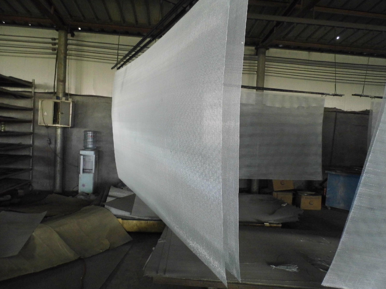 Aluminum Alloy Window Screen pictures & photos