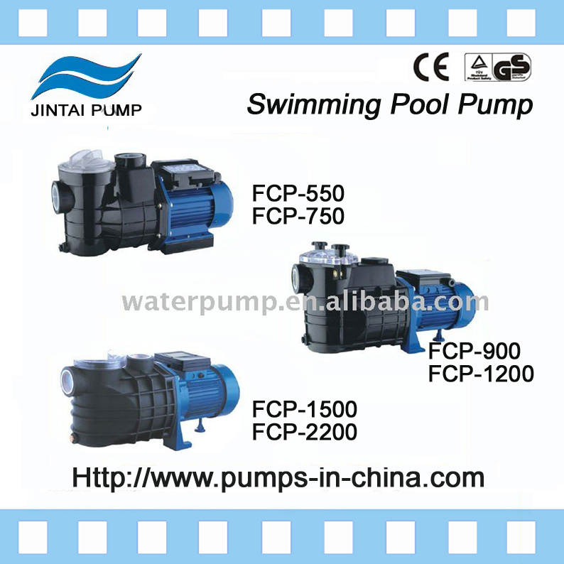 Swimming Pool Pump, Swimming Pool Equipment (FCP)