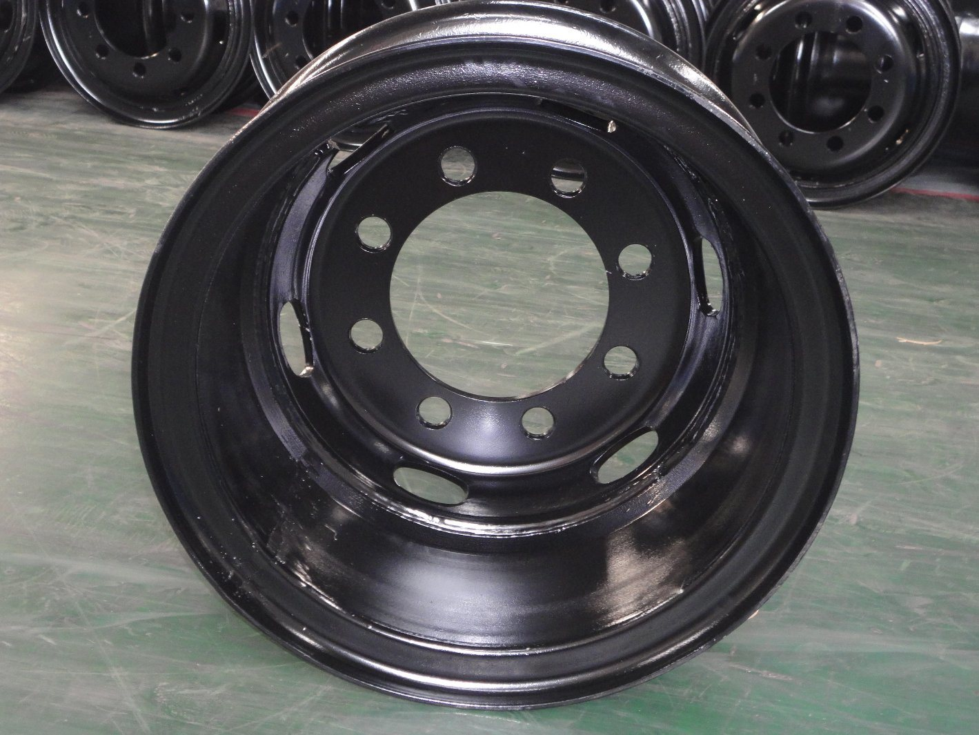 Trailer Steel Wheel Rim/7.5-20/China Made High Quality/Tube/Tubeless Rims