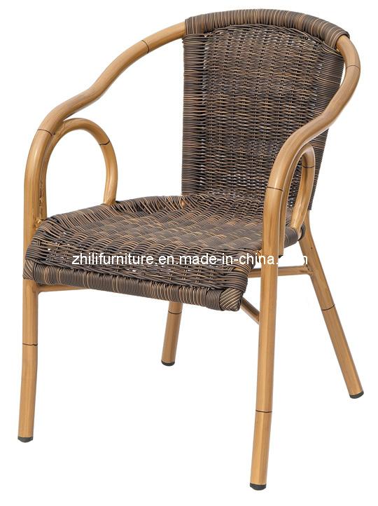 Silla de mimbre del patio silla de la rota silla de bamb wt 43 silla de mimbre del patio - Sillas de bambu ...