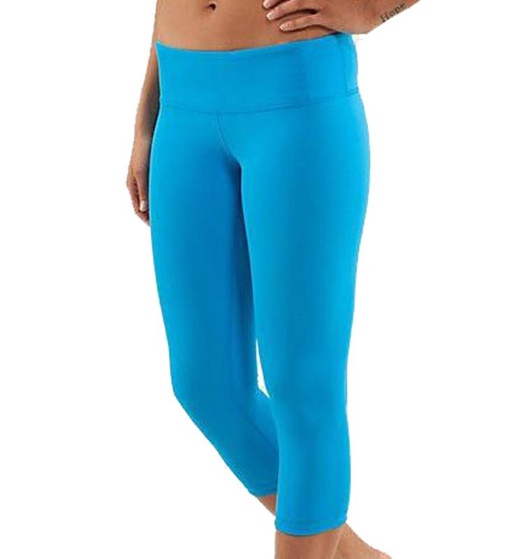 Custom Ladies Dry Fit Yoga Apparel