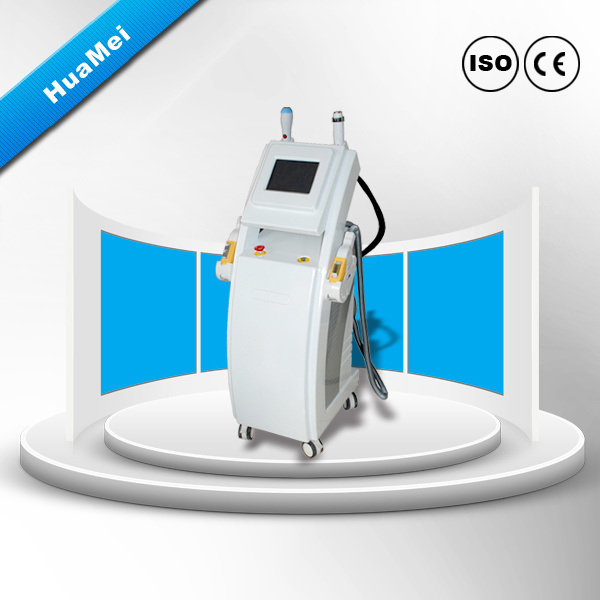 Elos System Hair Removal (elight-IPL+RF medical beauty machine)