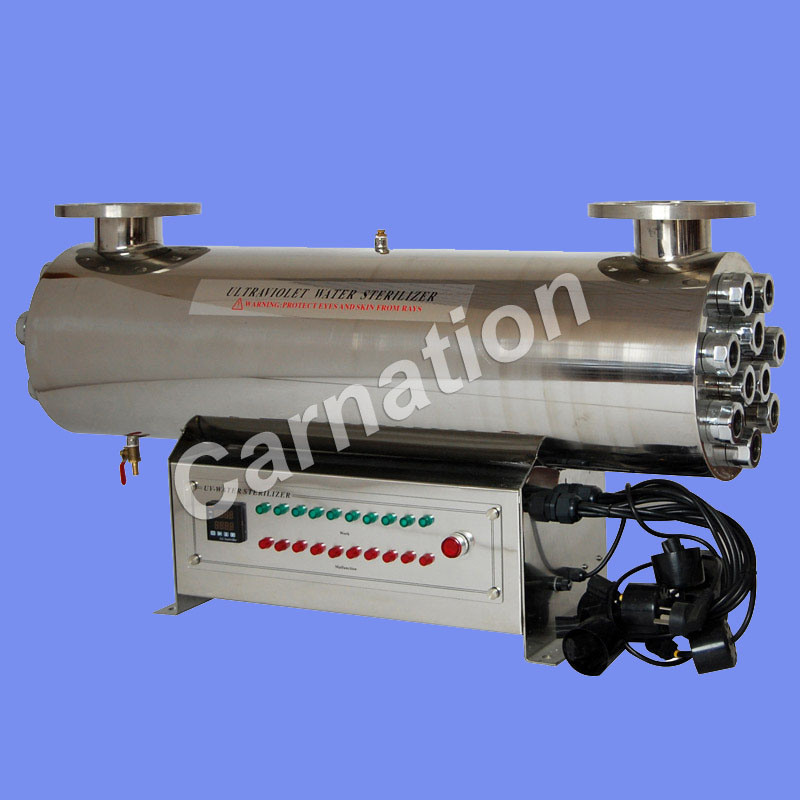 UV Sterilizer for Water (550W)